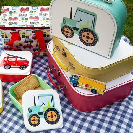 Obrázek pro kategorii Detské kufríky