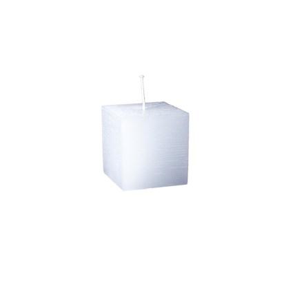 Svíčka krychle 7x7 cm_0