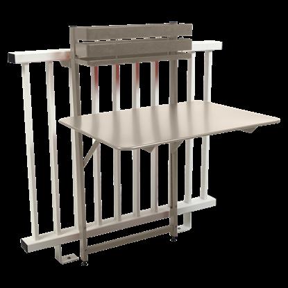 Balkónový skládací stůl BISTRO_0