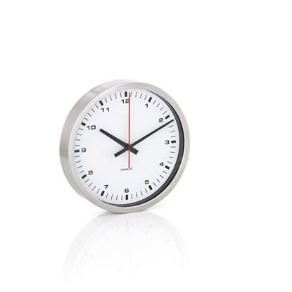 Nástěnné hodiny ERA 24 cm bílé_0