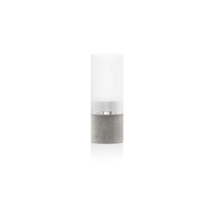 Svícen FARO šedý 18,5cm_1