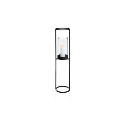 Svícen NERO 90 cm kulatý_1