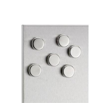Magnety MURO 2,5 cm set/6ks_0