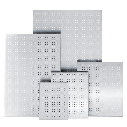Magnetická tabule MURO děrovaná 60x90 cm_0
