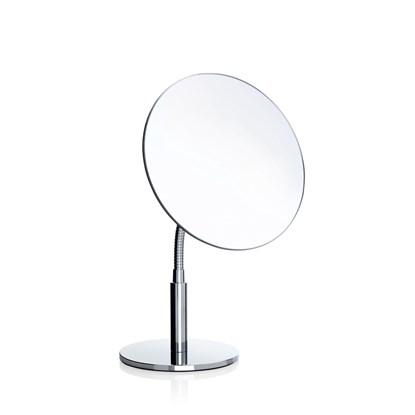 Kosmetické zrcadlo VISTA niklové matné_1