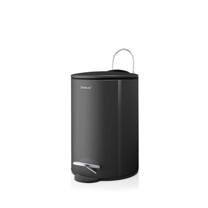 Odpadkový koš TUBO šedý_0