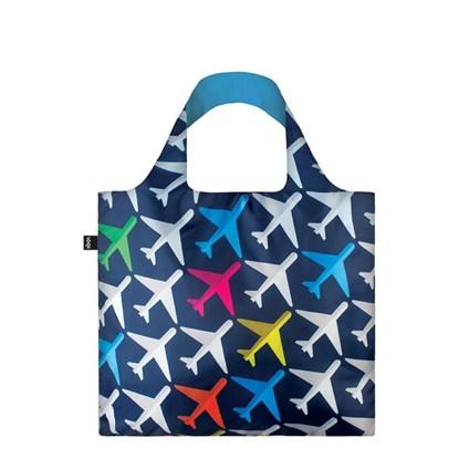 Skládací nákupní taška LOQI - AIRPORT Ai_2