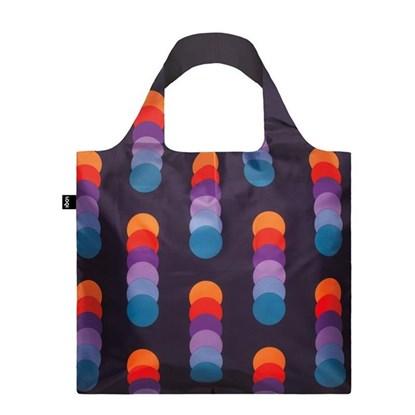 Skládací nákupní taška LOQI - GEOMETRIC_2