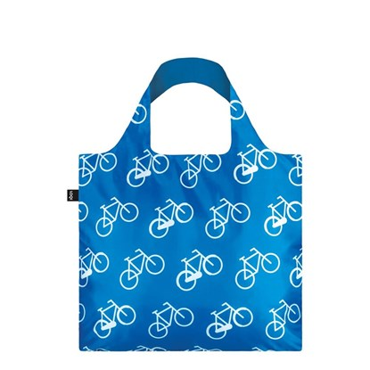 Skládací nákupní taška LOQI - TRAVEL Bik_2
