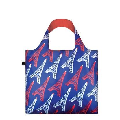Skládací nákupní taška LOQI - TRAVEL Eif_2
