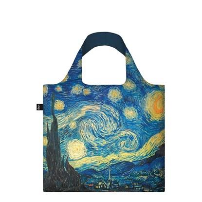 Skládací nákupní taška LOQI - Museum - V_2