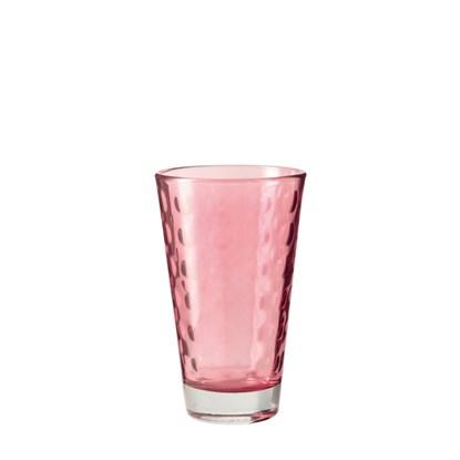 Sklenička Optic 300 ml rubínová_3