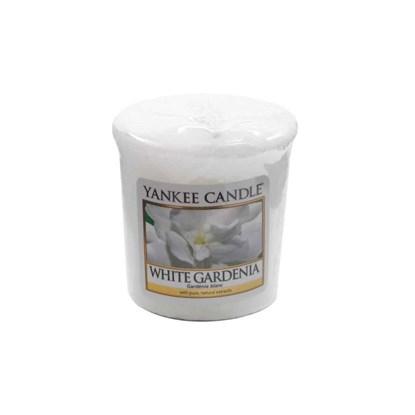 Vonná svíčka votivní White Gardenia_0