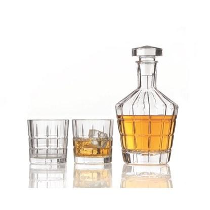 Karafa + 2 skleničky na whisky SET/3ks_2