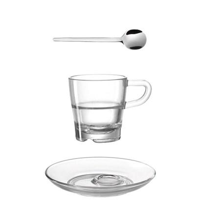 Šálek na espresso s podšálkem a lžičkou_4