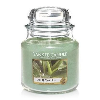 Svíčka classic střední Aloe Water_0