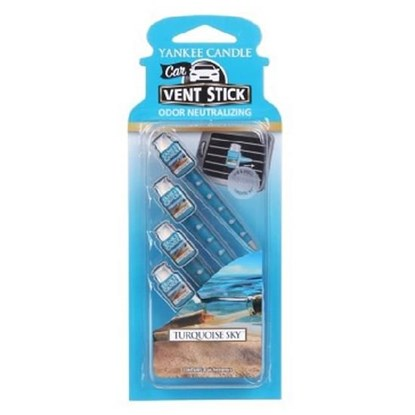Vonné kolíčky do auta Turquoise Sky_0