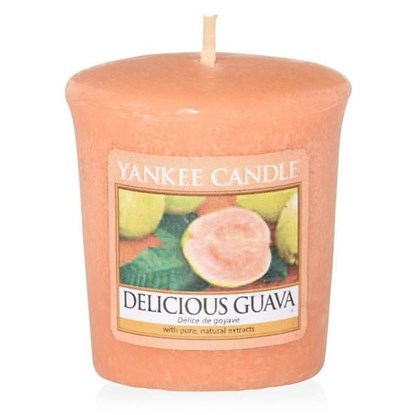 Vonná svíčka votivní Delicious Guava_0