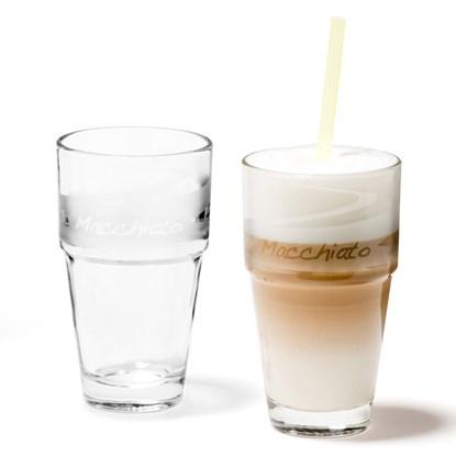 Sklenice na latte macchiato SOLO SET/2ks_0