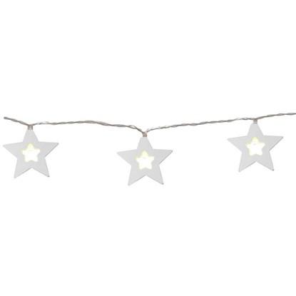 Světelný řetěz STARS 10 LED světel_0