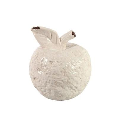 Keramické jablko Kanzi M bílé_0