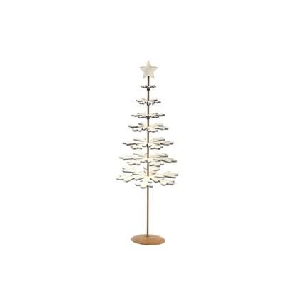 Vánoční stromek Perley M bílý_0