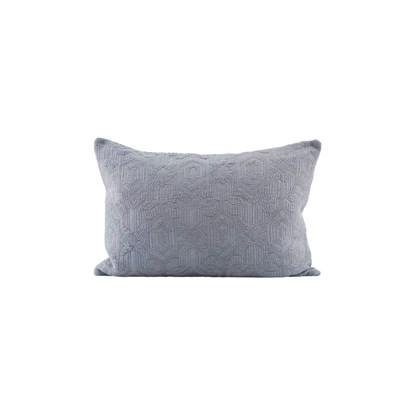 Povlak na polštář 60x40 cm SIXTY šedý_4