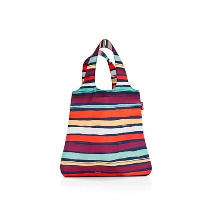 Skládací taška SHOPPER artist stripes_1