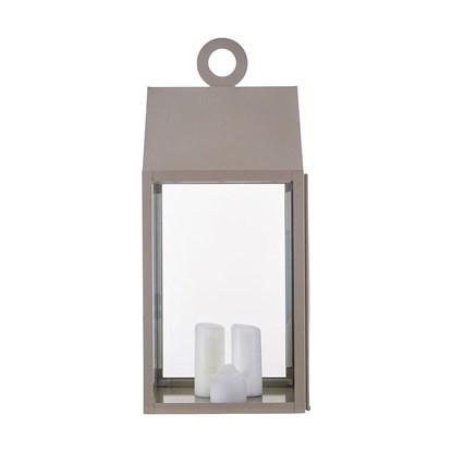 Lucerna RING šedá 71cm_0