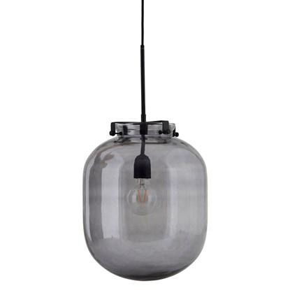 Lustr BALL šedý 35cm_2