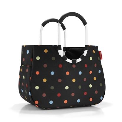 Nákupní taška LOOPSHOPPER L dots_3