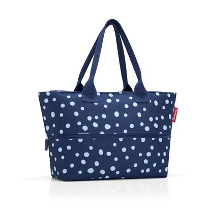 Nákupní taška SHOPPER e1 spots navy_2