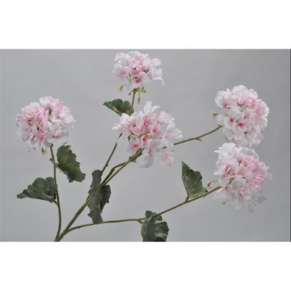Větvička GERANIUM růžová 94 cm_0