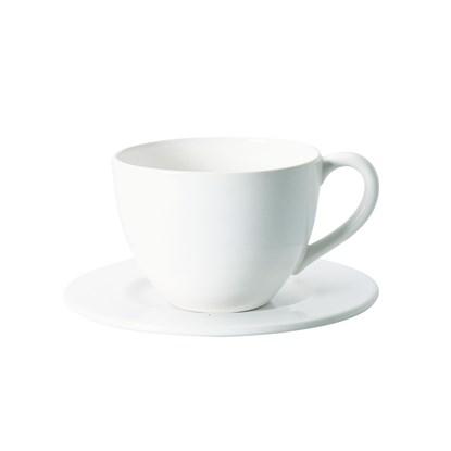 Šálek Cafe au lait s podšálkem GRANDE_0