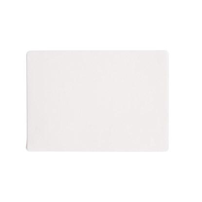 Prostírání 33 x 46 imitace kůže bílá_0
