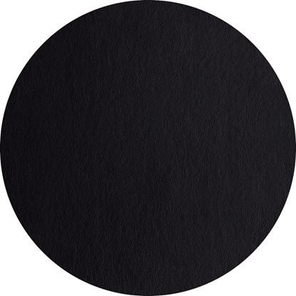 Prostírání kulaté 38 cm černá_0