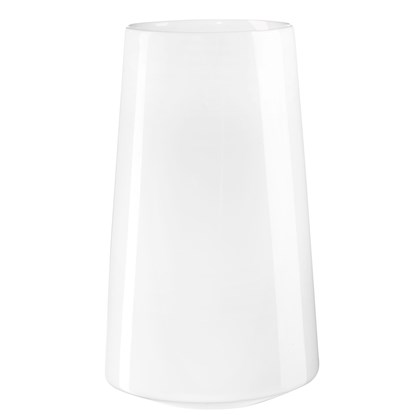 Váza FLOAT 27,5 cm bílá_0