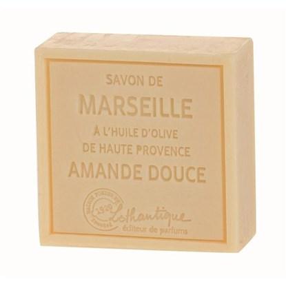 Marseillské mýdlo Sweet almond 100g_0
