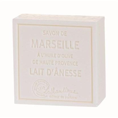 Marseillské mýdlo Donkey milk 100g_0