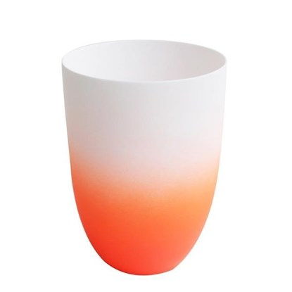 Váza NEON oranžová_0
