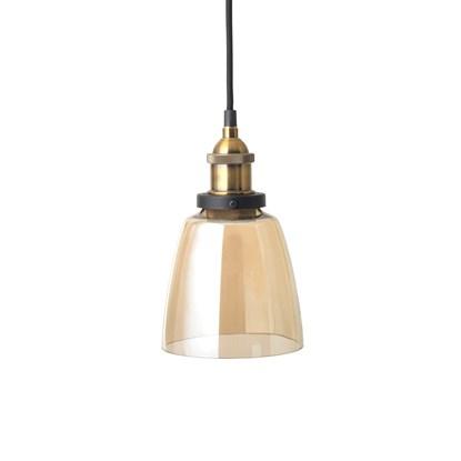 Závěsné světlo ISAC - amber_0