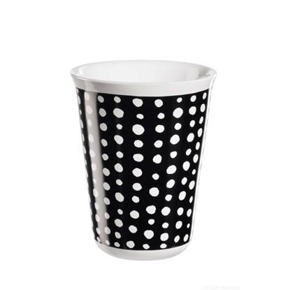 Šálek na cappuccino COPPETTA tečky_0