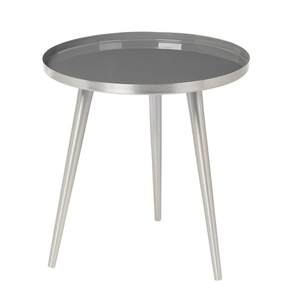 Stolek JELVA 35 cm šedý_0