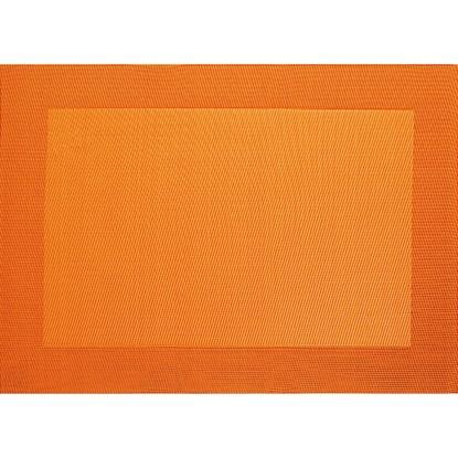 Prostírání 33 x 46 oranžové_0