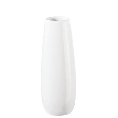 Váza EASE 18 cm bílá_0