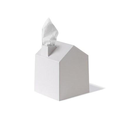 Kryt krabičky pap.kapesníků CASA bílý_0