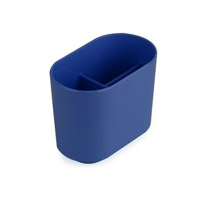 Držák na zubní kartáček STEP tm.modrý_0