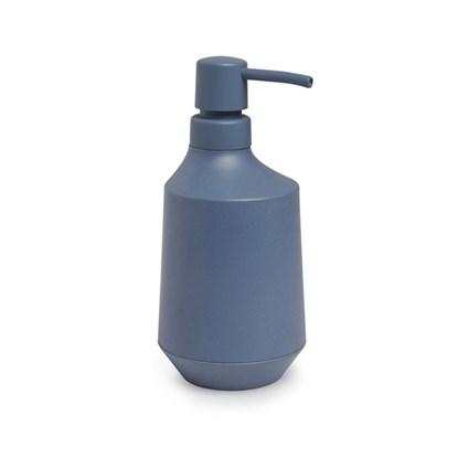 Dávkovač mýdla FIBOO 236 ml modrošedý_0