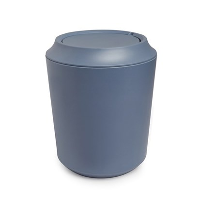 Odpadkový koš FIBOO modrošedý_0