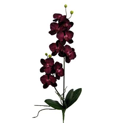 Orchidej 70cm x2 fialová (bez květináče)_0